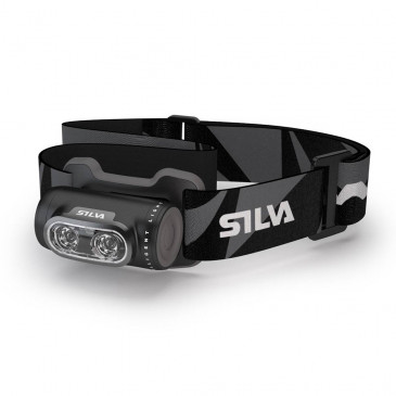 Lanterna Silva Ninox 2