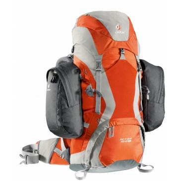 External Pockets em uma mochila Deuter