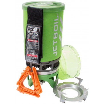 Kit Fogareiro Jetboil Flash Verde