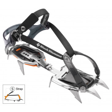 Crampon em Fita Black Diamond Contact
