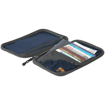 Carteira Sea to Summit Travel Wallet M Azul