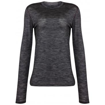 34f1401d4b Blusa Solo Essential Merino Lady