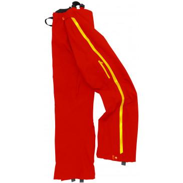 Calça Makalu Stretch unisex Vermelha