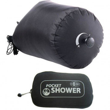 Chuveiro de Camping Pocket Shower