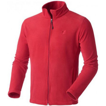 Jaqueta Solo Microfleece Expedition Vermelha