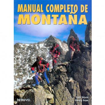 Livro Manual Completo de Montaña