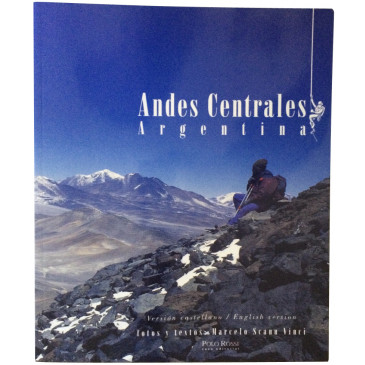 Livro Andes Centrales, Argentina