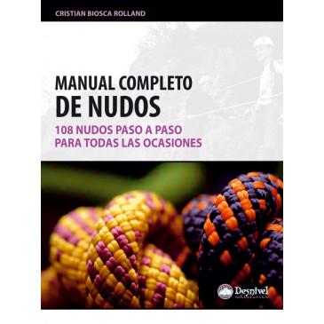 Livro Manual Completo de Nudos