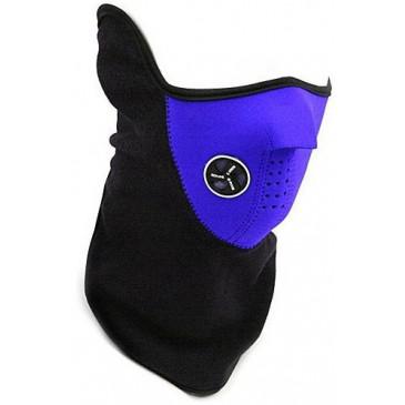 Máscara para proteção para frio
