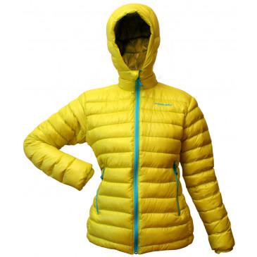 Nova Jaqueta de pluma de ganso Micro Hoody Feminina