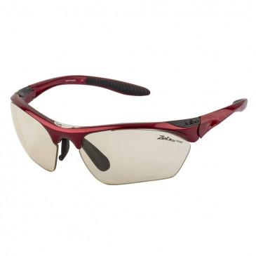 Mais Imagens. Branco Vermelho Óculos Julbo Tail Fotocromático Zebra Light 936523adf1b5