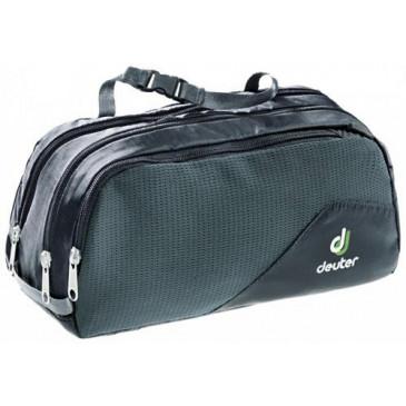 Necessaire Deuter Wash Bag Tour III Preto | Cinza