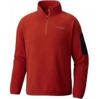 Blusão Fleece Columbia Titan Vermelho Fogo