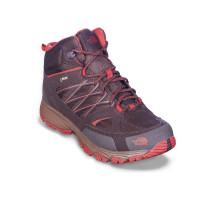 Bota The North Face Venture Fastpack II Mid Gtx - Marrom/Vermelho