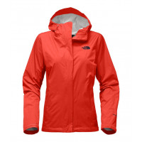 Anorak The North Face Venture 2 Fem Fire Brick Red