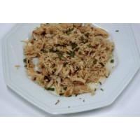 Frango Desfiado com Salsa liofilizado - Serve 2