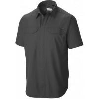 Camisa Columbia Silver Ridge M Curta Masc Grill