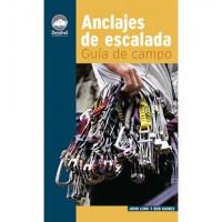 Capa do livro Anclajes de escalada: Guía de Campo