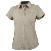 Camisa Columbia Silver Ridge Manga Curta Feminina Fossil