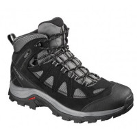 Bota Salomon Authentic LTR GTX masculina Preto