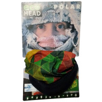 Bandana Eco Head Polar Russia