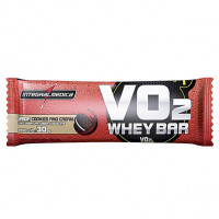 Barra de Proteína IntegralMédica VO² Whey Bar Cookies and Cream