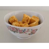 Barra de Cereal Funcional de Abóbora com Coco Ralado