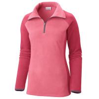 Blusão Fleece Columbia Glacial Pink