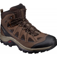 Bota Salomon Authentic LTR GTX Masculina Marrom