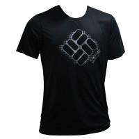 Camiseta Columbia Manga Curta Graphic Flat