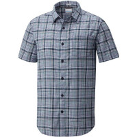 Camisa Columbia Under Exposure YD Masculina Xadrez