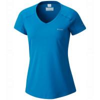 Camiseta Columbia Zero Rules MC Azul