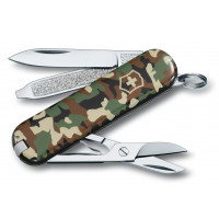 Camouflage - Canivete Suíço Victorinox Classic Camuflado 7F