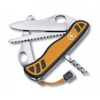 Canivete Suíço Victorinox Hunter XT Laranja Aberto