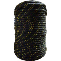 Corda Semi-Estática 11,5 mm preta