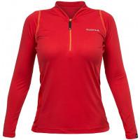 Camisa Sprinter da Curtlo ML Feminina | Vermelho