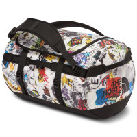 Duffel Bag Base Camp da TNF Multicolor