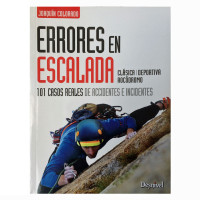 Livro Errores en Escalada