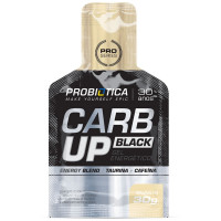 Gel de Carboidrato Probiótica Carb Up Black Baunilha