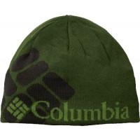 Gorro Columbia Heat Verde | Preto