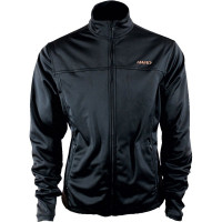 Jaqueta Fleece Hard Adventure Hard Travel Preta