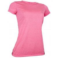Camiseta Dry Living Lady Conquista Rosa