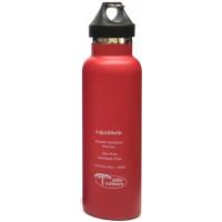 Garrafa térmica Sister Outdoors LiquidSafe 600ml Vermelha