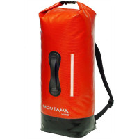 Mochila Impermeável Montana Wind 33-vermelho