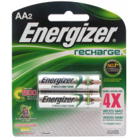 Pilhas Recarregáveis Energizer AA-2