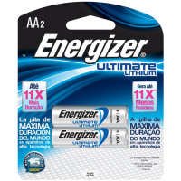 Pilhas Energizer Ultimate Lithium AA