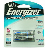 Pilhas Energizer Ultimate Lithium AAA2
