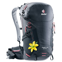 Mochila Deuter Speed Lite 22 SL Preto