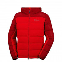 Jaqueta Columbia Quantum Voyage Mountain Red