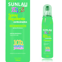 Repelente Spray Sunlau Kids